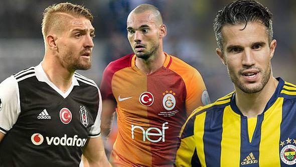 Süper Lig'de en çok değer kaybeden futbolcular