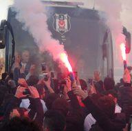 Beşiktaş kafilesi, Alanya'ya gitti
