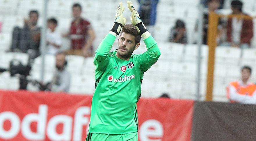 Beşiktaş'ın Osmanlıspor karşısındaki 11'i: