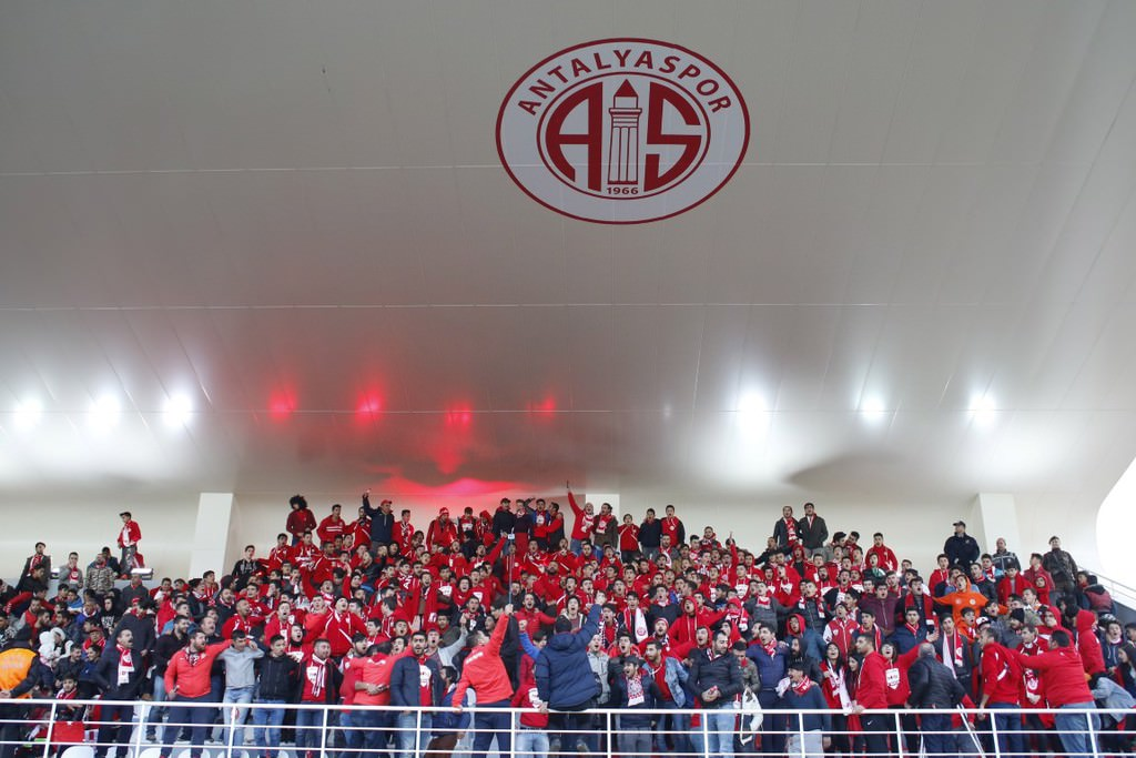Antalyaspor'un yeni tesisleri görkemli bir törenle açıldı