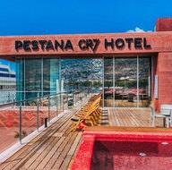 İşte Cristiano Ronaldo'nun oteli: Pestana CR7