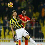 Fenerbahçe-Adanaspor karşılaşmasından kareler