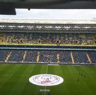Fenerbahçe - Kasımpaşa maçına damga vuran fotoğraf