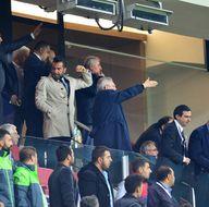 Konya'da olay! Aziz Yıldırım çıldırdı!