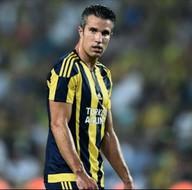 Van Persie: Bu sezon da Fenerbahçe'deyim