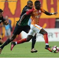 Akhisar Belediyespor - Galatasaray maçının capsleri!