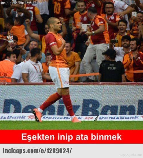 Galatasaray-Çaykur Rizespor Caps'leri