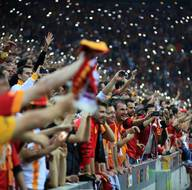 Galatasaray taraftarı koreografi yapacak mı?