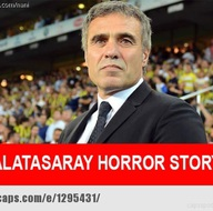 Galatasaray, Trabzonspor'a kaybetti, capsler patladı