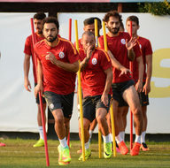 Galatasaray'ın Süper Kupa 11'i