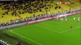Fenerbahçe: 1 - Gençlerbirliği: 0