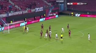 Trabzonspor: 1 - Gümüşhanespor: 2 (Salih Zafer Kurşunlu)