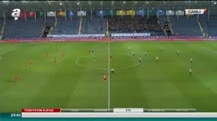 Osmanlıspor: 2 - Gaziantepspor 1 (ÖZET)