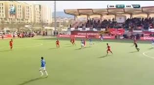Sancaktepe Belediyespor: 0 - Kasımpaşa: 2