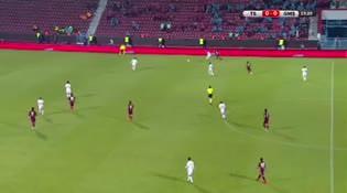 Trabzonspor: 1 - Gümüşhanespor: 0 (Muhammet Demir)