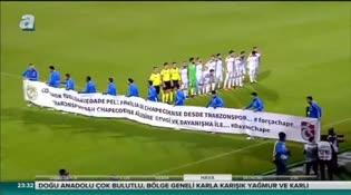 Trabzonspor: 1 - Gümüşhanespor: 2 (ÖZET)