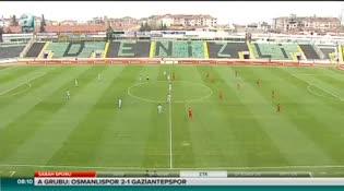 Kızılcabölükspor: 0 - Konyaspor: 4 (ÖZET)