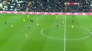Beşiktaş: 1 - Kayserispor: 1