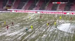 Gaziantepspor: 0 - Şanlıurfaspor: 2