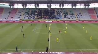 Şanlıurfaspor: 0 - Osmanlıspor: 3 (ÖZET)
