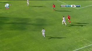 Amed Sportif: 0 - Gençlerbirliği: 2