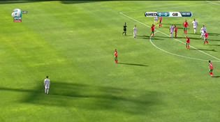 Amed Sportif: 0 - Gençlerbirliği: 1