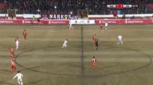 Vartaş Elazığspor: 1 - Galatasaray: 3