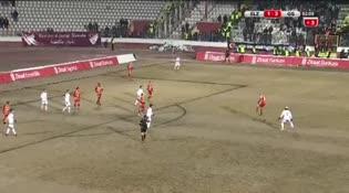 Vartaş Elazığspor: 1 - Galatasaray: 4