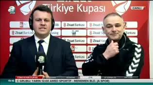 Ömerovic: Önemli olan maçı kazanmaktı