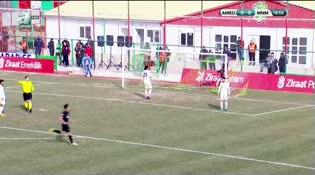 Amed Sportif: 1  - Menemen Belediyespor: 0