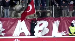 Vartaş Elazığspor: 1 - Galatasaray: 4 (ÖZET)