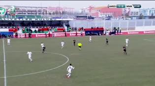 Amed Sportif: 1 - Menemen Belediyespor: 1
