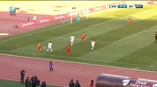 Göztepe: 0 - Sivasspor: 1