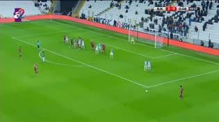 Beşiktaş: 3 - Darıca Gençlerbirliği: 0 (Aras Özbiliz)