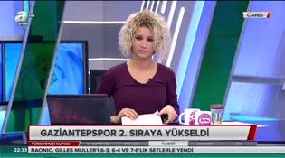 Gaziantepspor: 2 - Osmanlıspor: 0 (ÖZET)