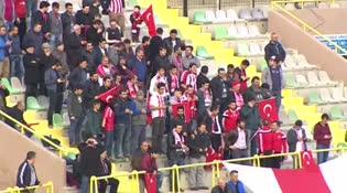Göztepe: 0 - Medicana Sivasspor: 2 (ÖZET)