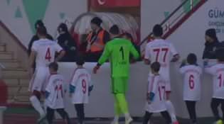Gümüşhanespor: 0 - Trabzonspor: 0 (ÖZET)