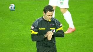 Medipol Başakşehir: 0 - Yeni Amasyaspor: 0 (ÖZET)