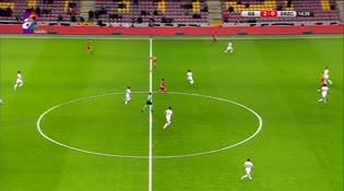 Galatasaray: 2 - 24 Erzincanspor: 1