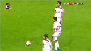 Galatasaray: 2 - 24 Erzincanspor: 2