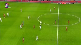Galatasaray: 4 - 24 Erzincanspor: 2