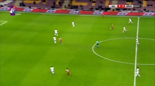 Galatasaray: 5 - 24 Erzincanspor: 2