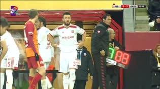 Galatasaray: 6 - 24 Erzincanspor: 2