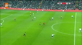 Beşiktaş: 0 - Fenerbahçe: 1