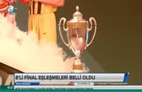 Türkiye Kupası 8'li finali ASpor'da!