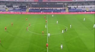 Medipol Başakşehir: 1 - Akhisar Belediyespor: 1 (ÖZET)