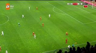 Kayserispor: 0 - Fenerbahçe: 1