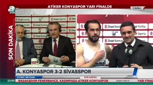 Ali Turan: Kırmızıyı gösterince şaşırdım