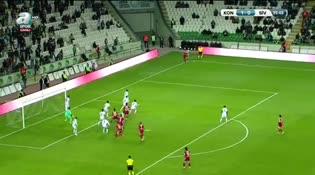 Atiker Konyaspor: 1 - Sivasspor: 1