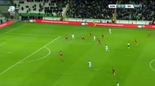 Atiker Konyaspor: 3 - Sivasspor: 2